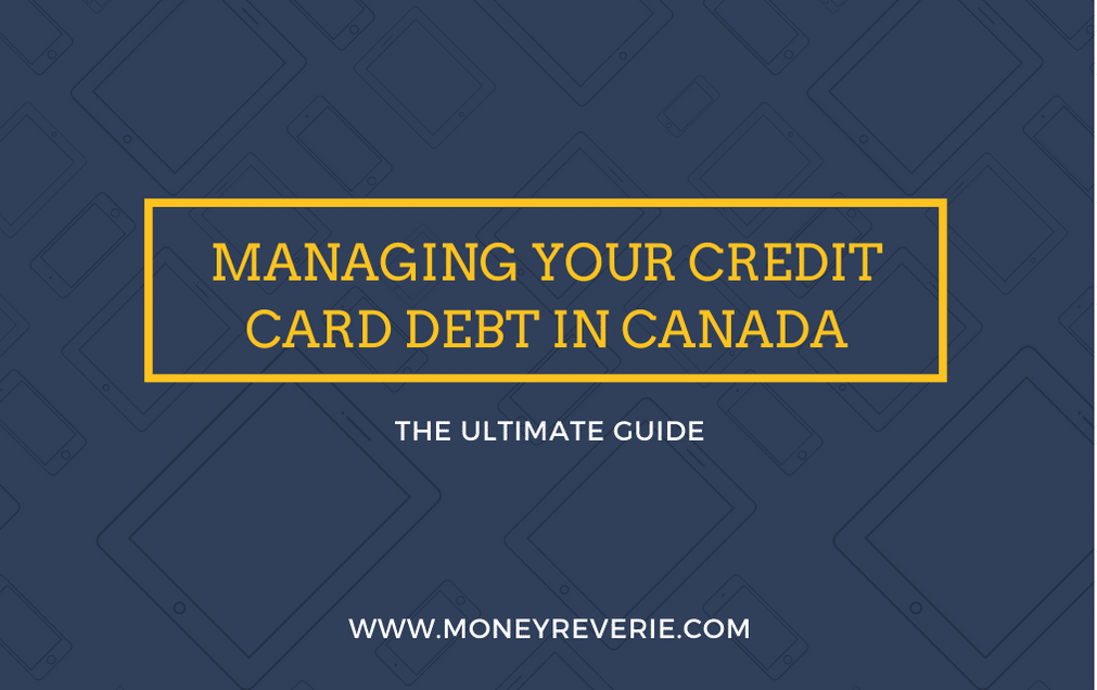 Managing Your Credit Card Debt in Canada
