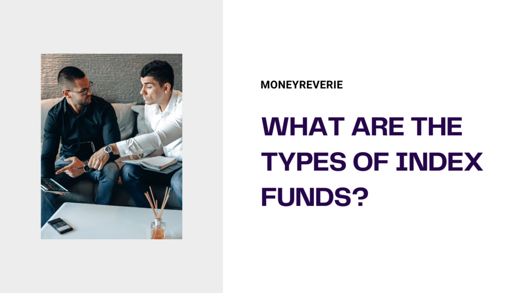 What are the types of index funds