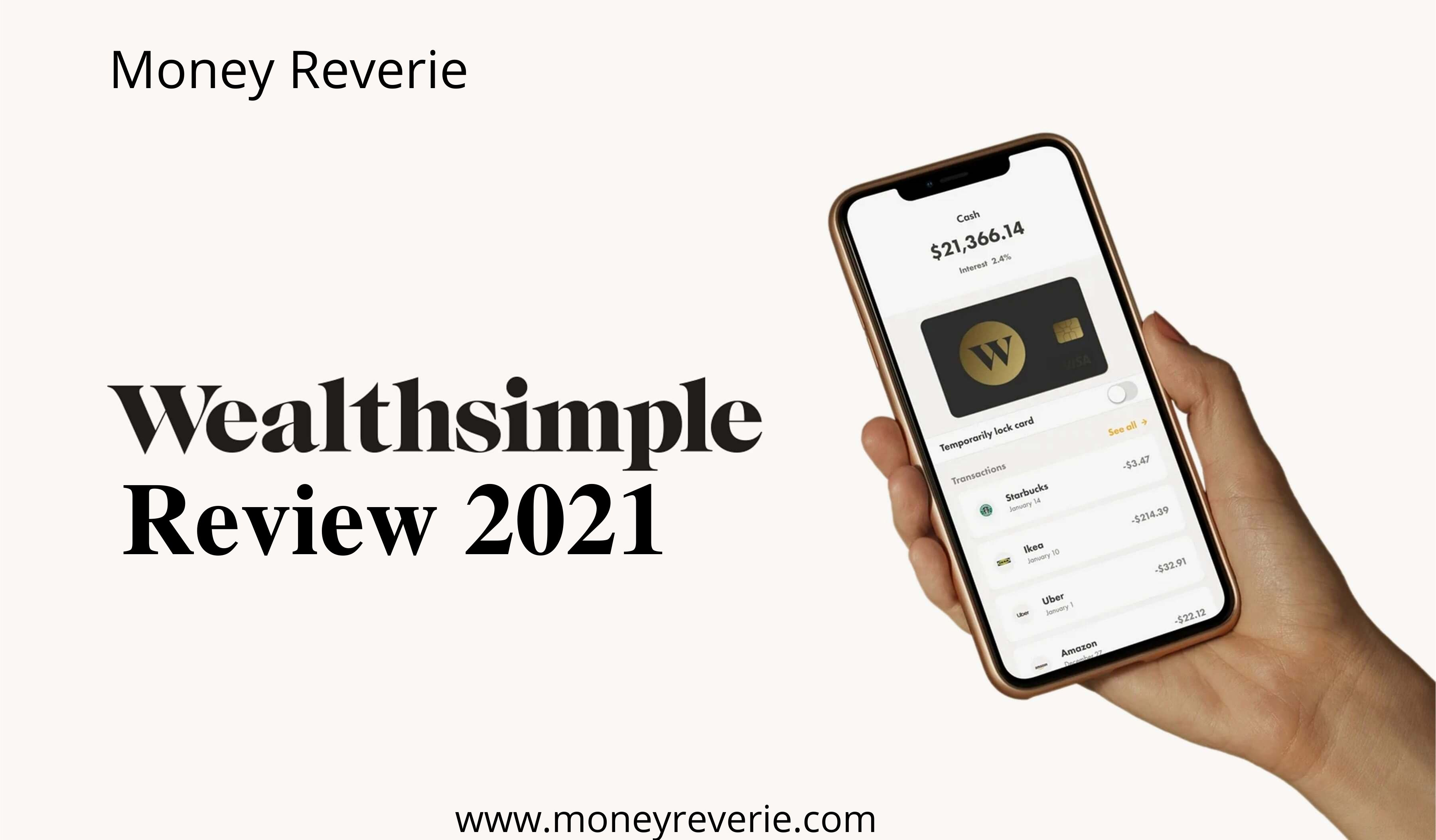 Wealthsimple Review 2021