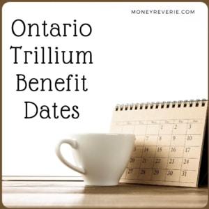 Ontario Trillium Benefit